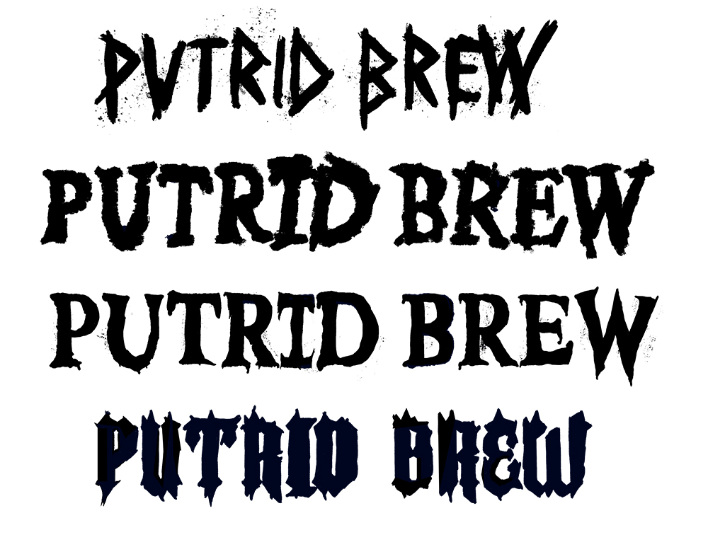PUTRID BREW PROCESS