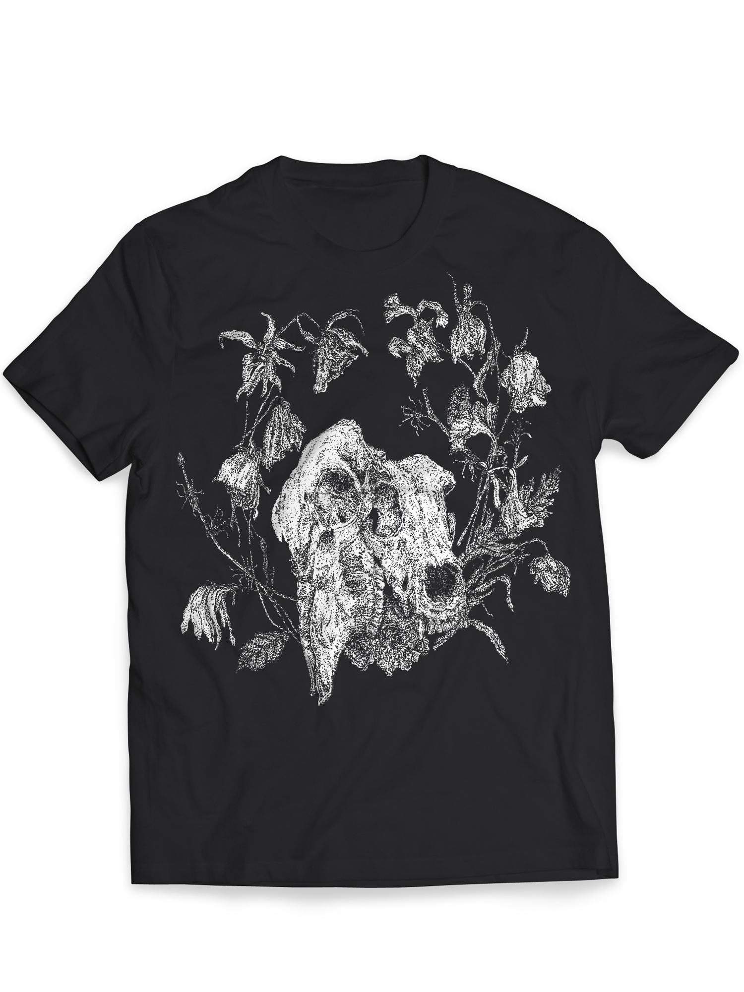 Crown Of Rot Prints Of Darkness Shirt